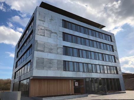 Neues Bürogebäude                        Energiekonzept und Nachhaltigkeit
