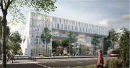 EnBW Bürogebäude DUA87