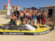 xperience gliss  biscarrosse école de surf la sud