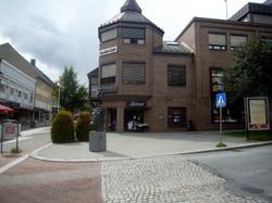 Fasade Falkehjørnet