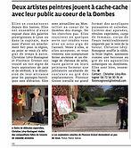 Le Progres 16 nov. 2014
