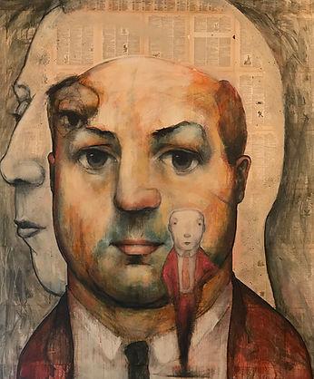 "Patrick Palmer ""My Imaginary Mentor: Alexej Jawlensky"""