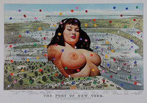 The Port Of New York