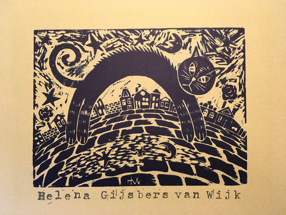 Helena Gijsbers Van Wijk