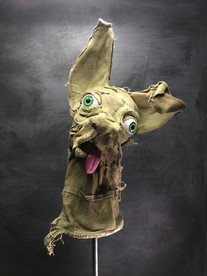 Dog Head #8, Rico