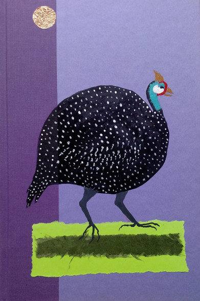 Guinea Fowl (Book Dream CCLXXXVIII), #1738
