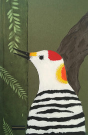 Golden-Fronted Woodpecker (Book Dream CCCLX), #1909