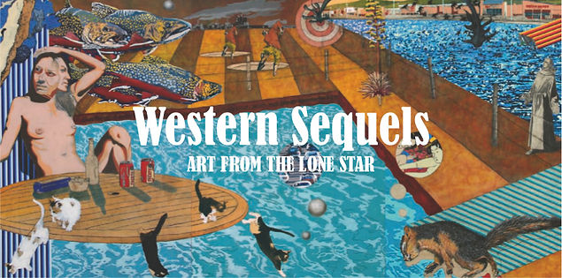 Western Sequels - Art from the Lone Star
