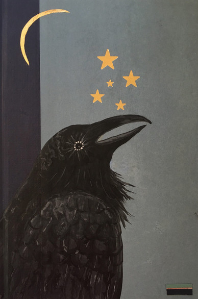 Raven 3 (Book Dream XXXLXIII), #1913