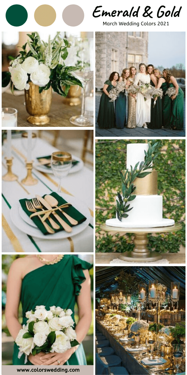 Kent wedding colour schemes