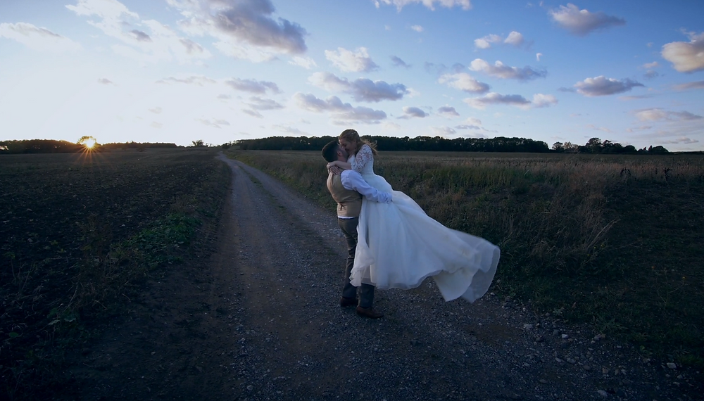 Wedding video kent