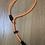 Thumbnail: Chock collar black/Orange/ Purple
