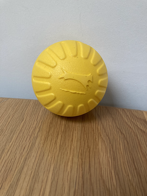 Foamball 8,5 cm yellow