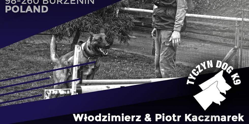 Seminar with Tyczyn Dog K9 Poland