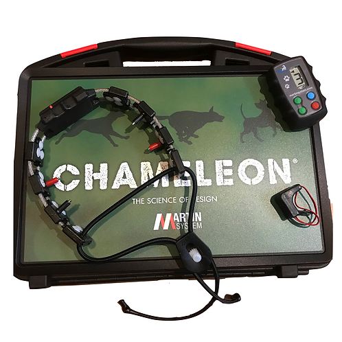 CHAMELEON® 3 B MEDIUM  SET WITH TT4FK FINGER KICK AND CHARGING KIT