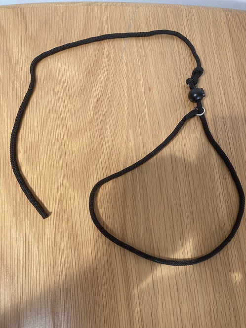 Choker with SMALL ring