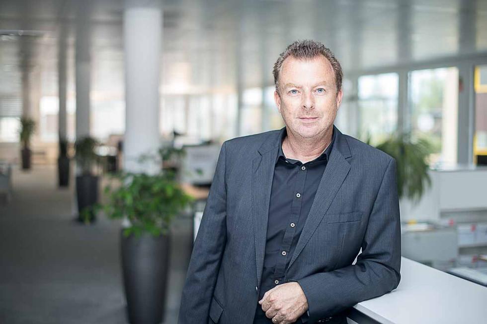 Andreas Jäger / CEO die Agenda