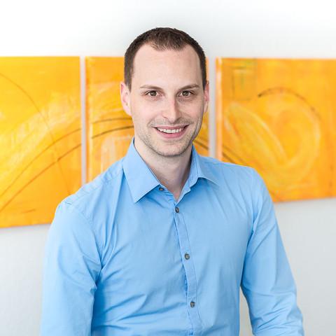 Business-Portraits Philip Stark / Inspecta Treuhand AG