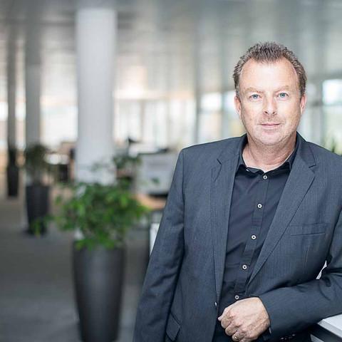 Business-Portraits Andrea Jäger, CEO Lindengrafik AG, Zuzwil