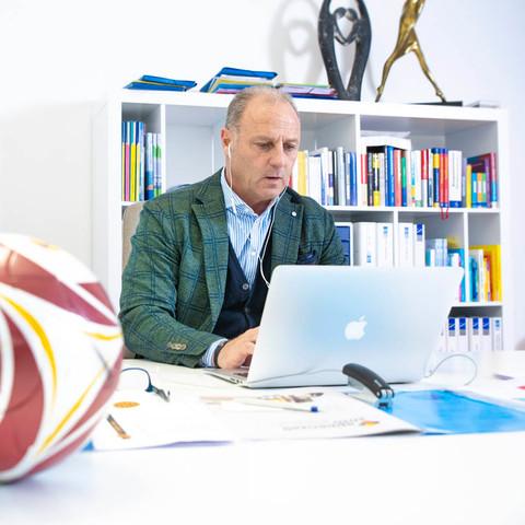 Business-Portraits Thomas Hengartner, Unternehmensberater