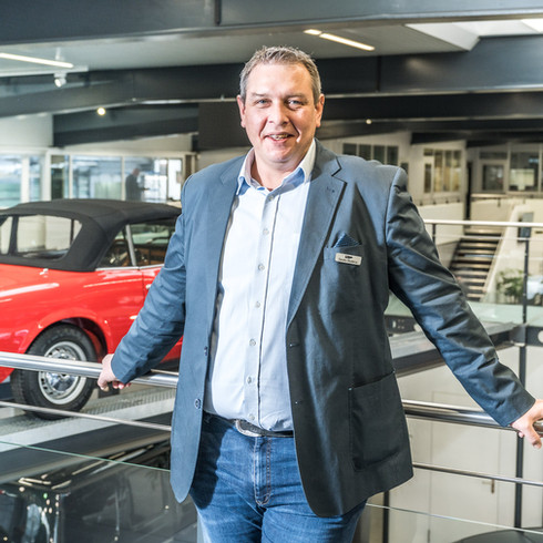 Business-Portraits Sandro Studerus / Liga Wil