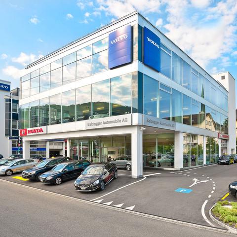 Reportage / Volvo Baldegger AG, St.Gallen