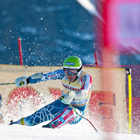 Sport-Reportage / FIS Weltcup in Adelboden