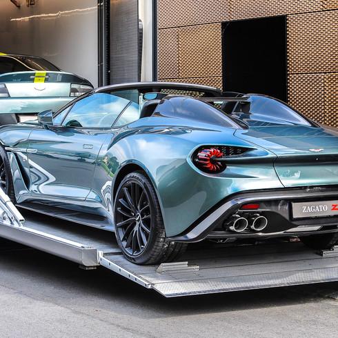 Eventreportage > Aston Martin St.Gallen