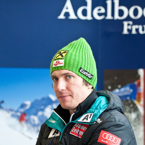 Reportage / FIS Skiweltcup Eh. Rennläufer Marcel Hirscher