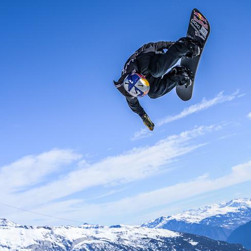 Reportage Snowboard-Open Laax