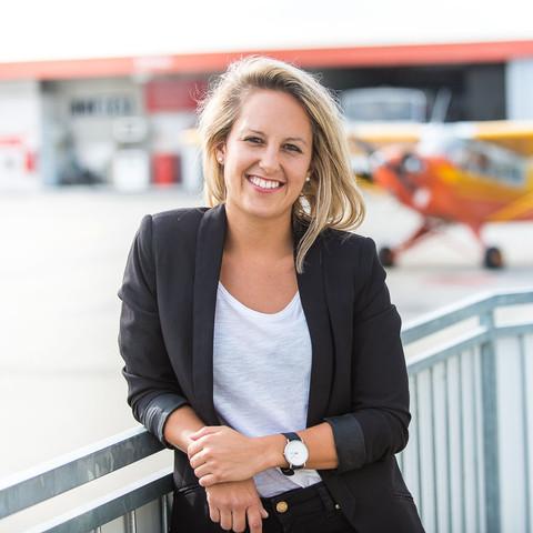 Business-Portraits Flughafen Altenrhein
