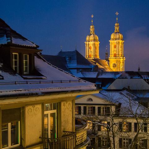 Architektur / Dom St.Gallen