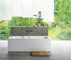 Встраиваемая ванна Connect