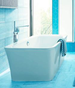 Отдельностоящая ванна Connect Air