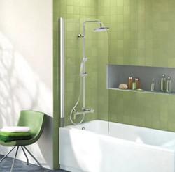 Ванна Connect Air и экран