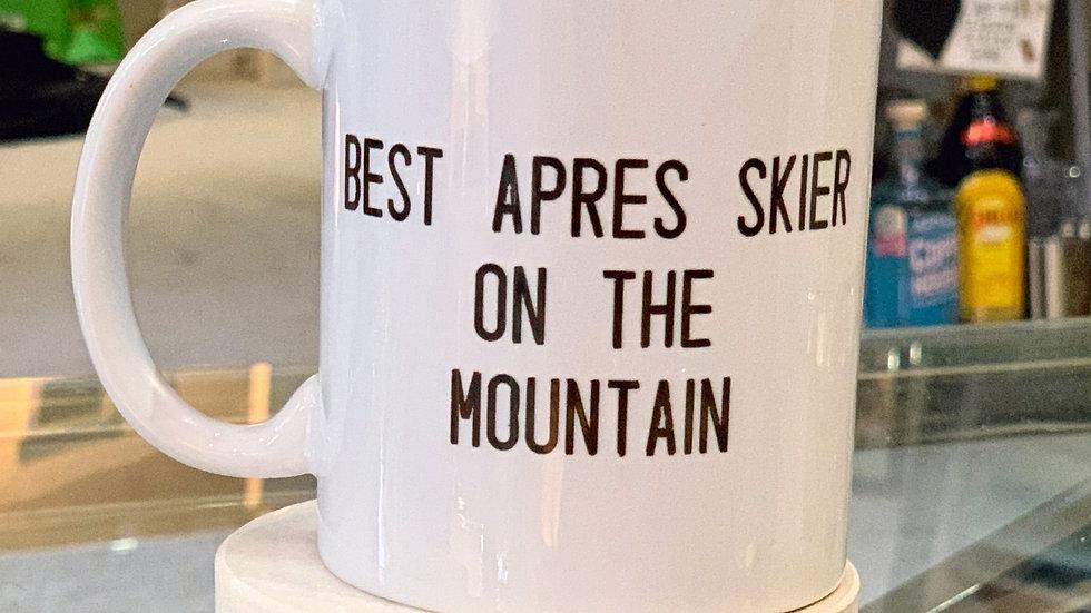 Best Apres Skier Mug