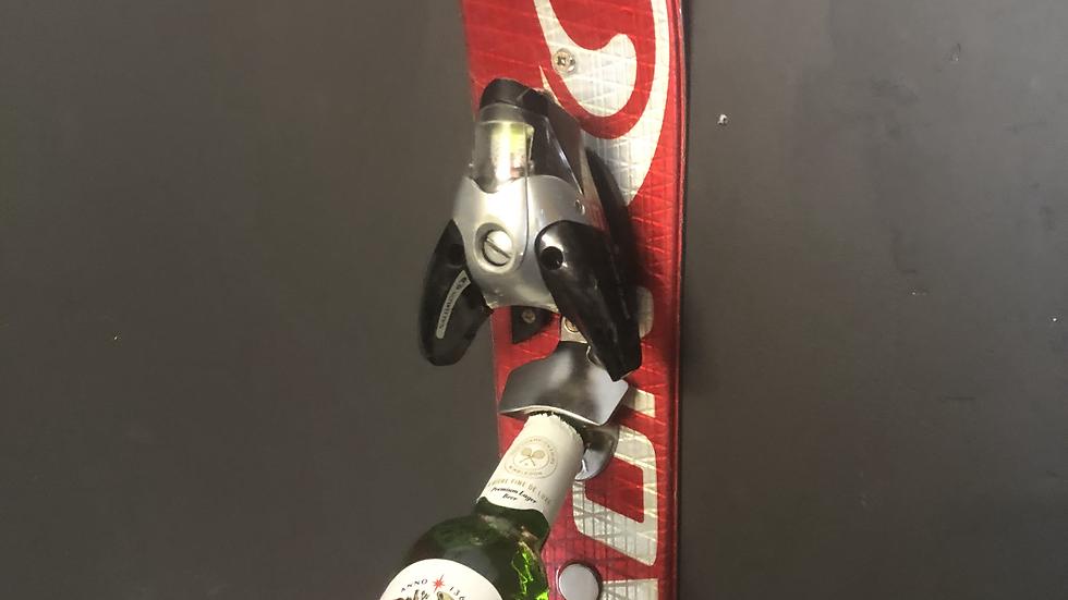 Ski Bottle Opener