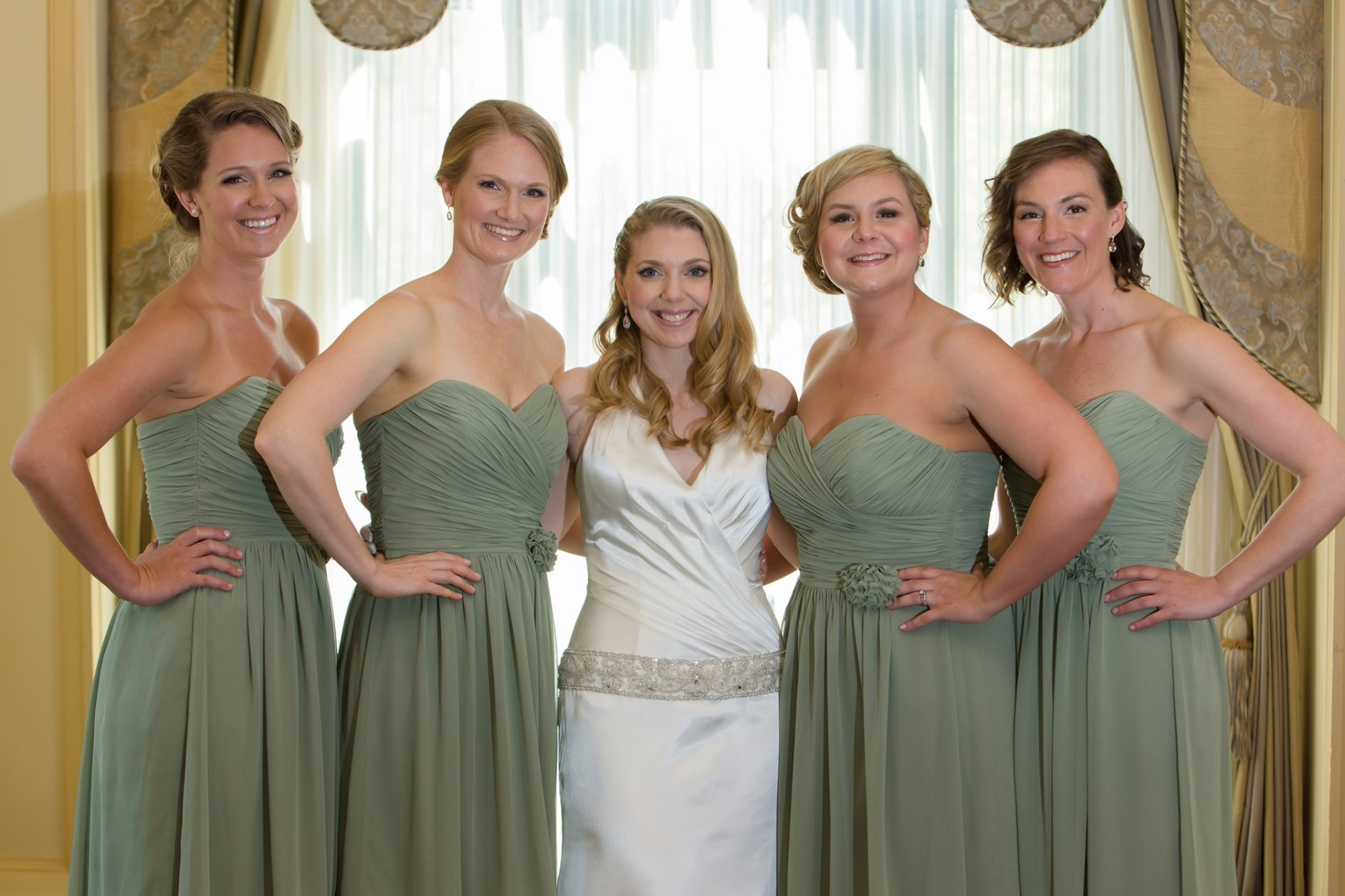 Bridal/Bridal Party Hair and Makeup