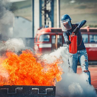 Пожарный спорт