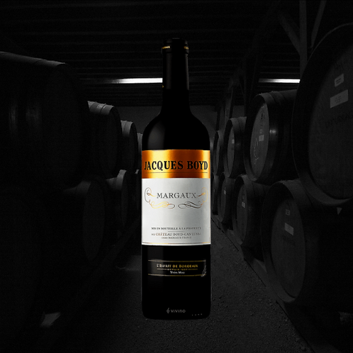 2014 Jacques Boyd Margaux