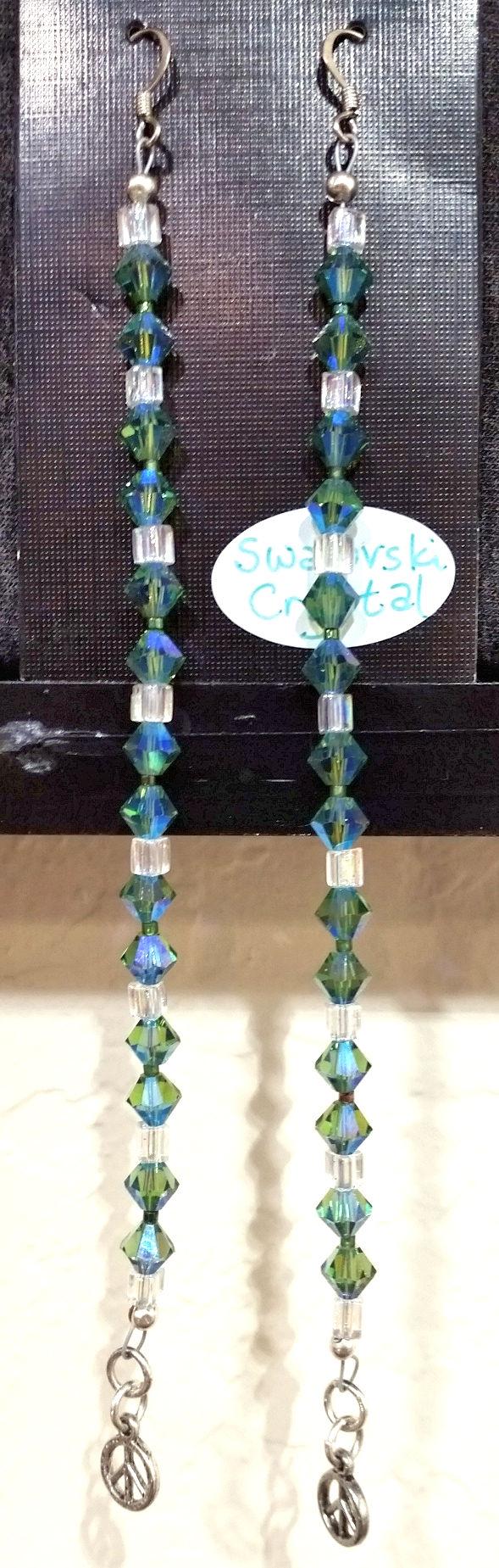 aqua swarovski earrings.jpg