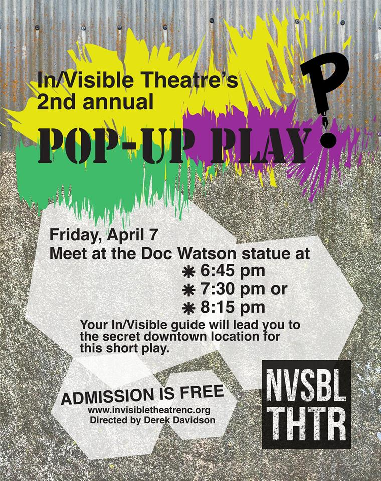 2nd Annual Pop-Up Play