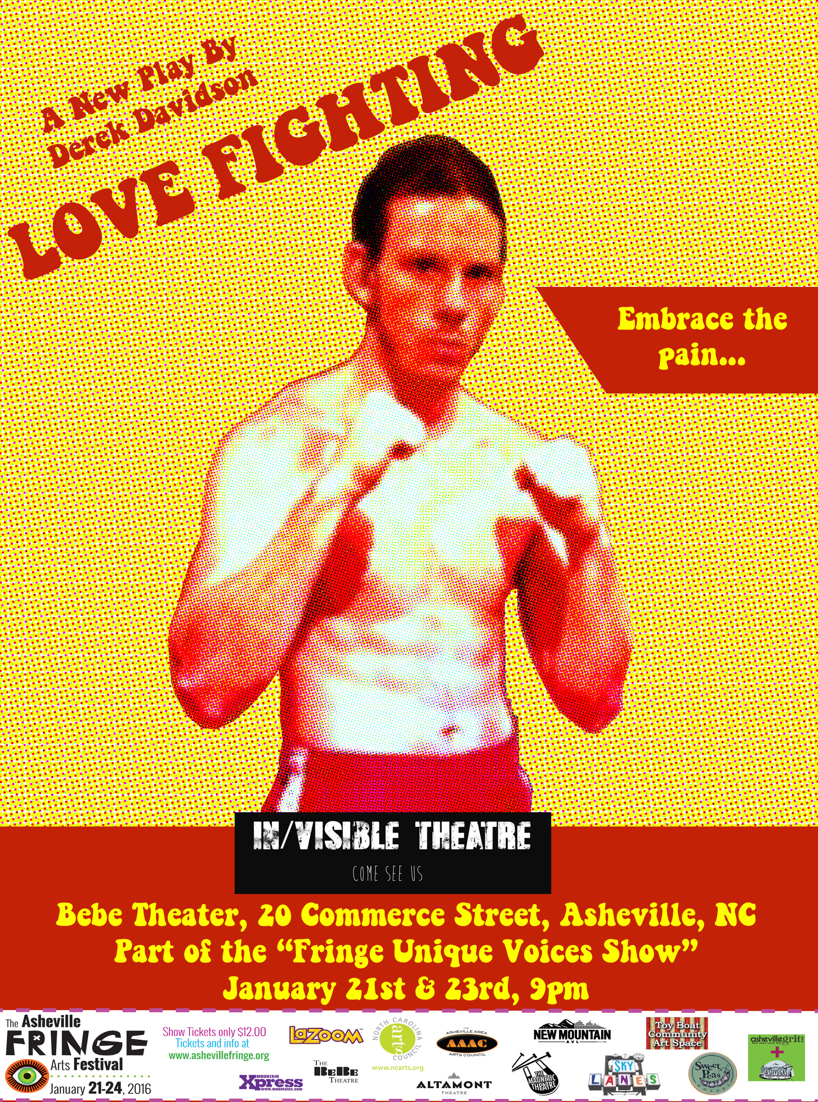 Love Fighting (with Joe Watson)