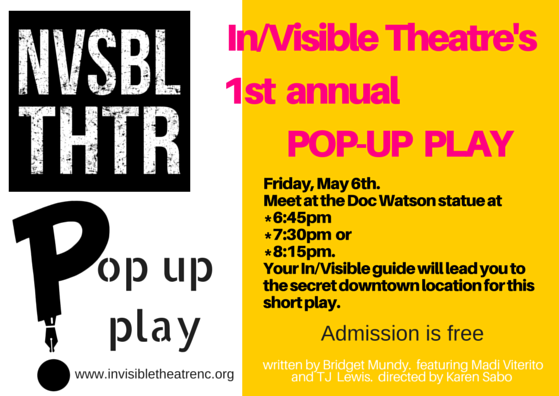 1st Annual Pop-Up Play