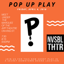 3rd Annual Pop-Up Play