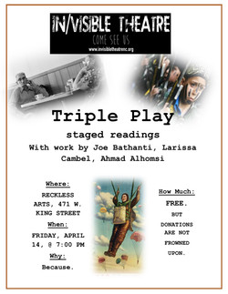Staged Readings 2017