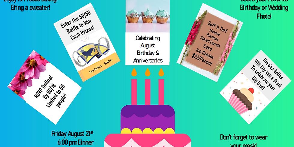 August Birthday Celebration