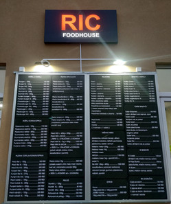 RicFoodHouse