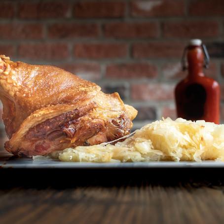 Pork Knuckle (Eisbein)