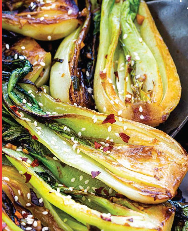 Bokchoy recipe